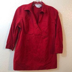 Motherhood blouse SZ L